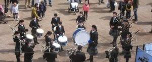 Langholm Pipe Band
