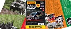 Pirelli International Rally