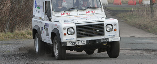Armed Forces Rally Team