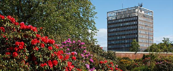 Carlisle's Civic Centre