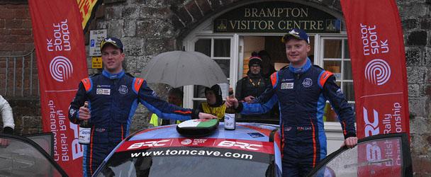 Tom Cave Wins