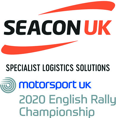 Motorsport UK 2020 English Rally Championship supported by SEACON UK