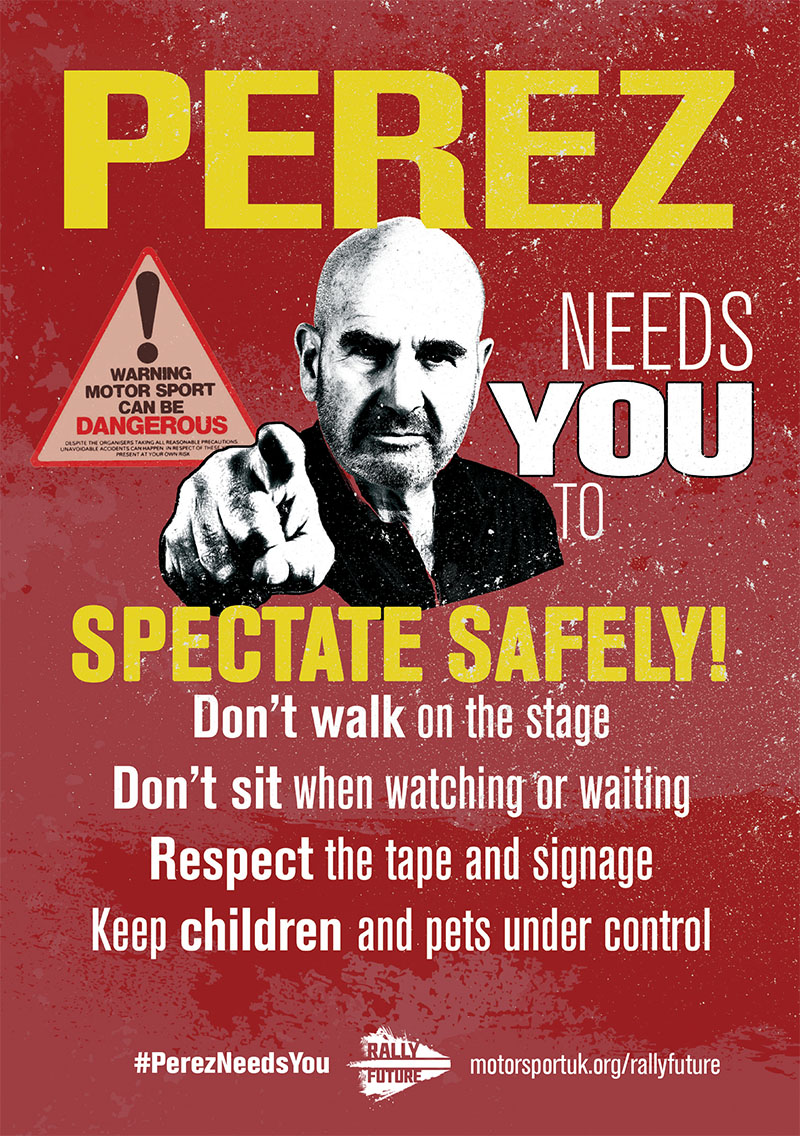 Perez Needs You To Spectate Safely
