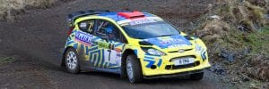 Kielder Forest Rally
