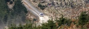 Kielder Forest Rally Update
