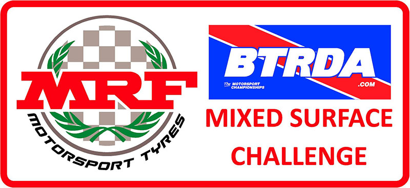 MRF Tyres BTRDA Mixed Surface Challenge