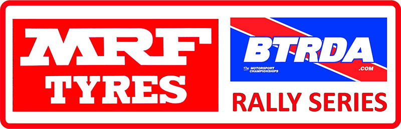 MRF Tyres BTRDA Rally Series