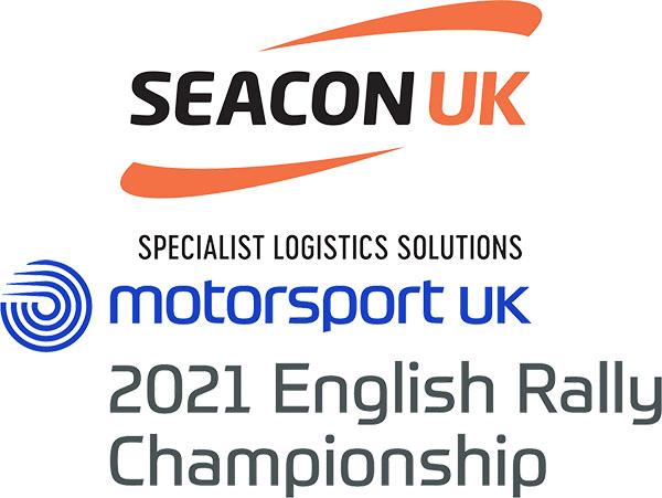 Seacon Motorsport UK 2021 English Rally Championship